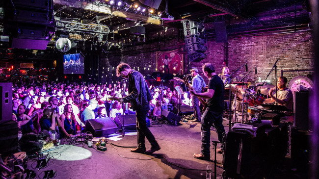 Peach Music Festival alum Joe Russo's Almost Dead jams at Penn's Peak in Jim Thorpe on March 13