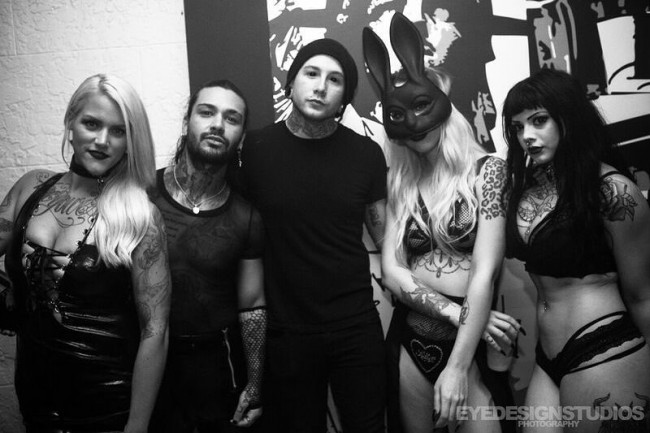 Josh Balz's kinky Noir Nights party returns to Stage West in Scranton on Black Friday, Nov. 23