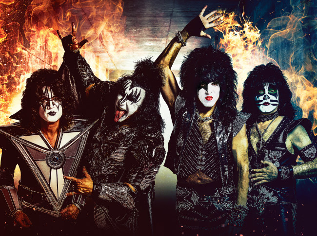 KISS brings last leg of End of the Road Tour to PPL Center in Allentown on Feb. 4