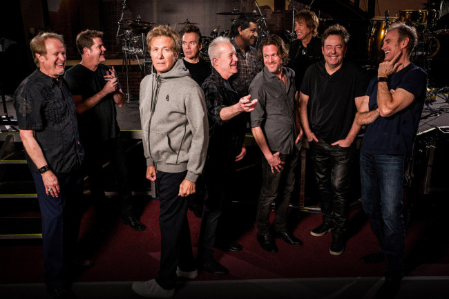Multi-platinum classic rock band Chicago comes to Hershey Theatre on April 9
