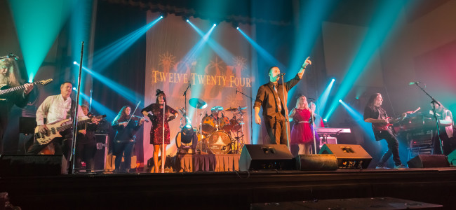NEPA's own TSO, Twelve Twenty-Four, rocks the holidays in local venues from Nov. 24-Dec. 22