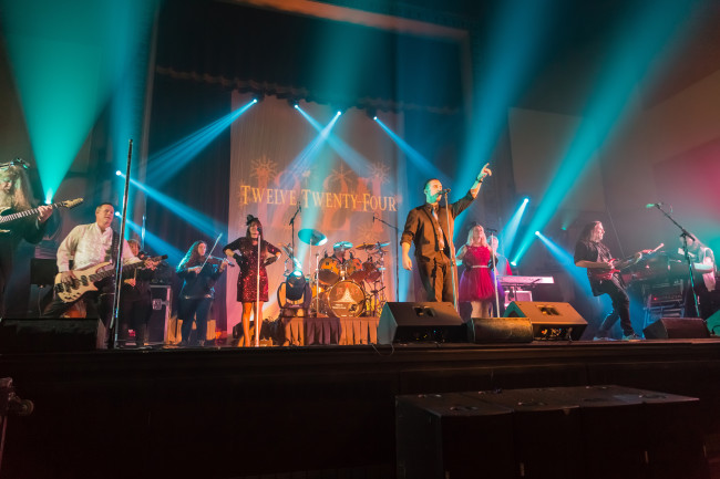NEPA's own TSO, Twelve Twenty-Four, rocks the holidays in local venues from Nov. 24-Dec. 22