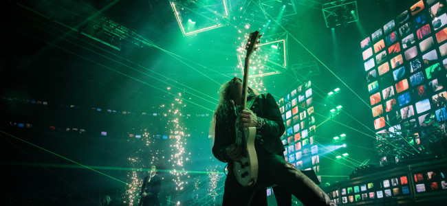 One lucky Trans-Siberian Orchestra fan will be called on stage at Wilkes-Barre show on Nov. 18