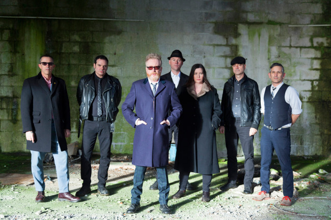 Celtic punk band Flogging Molly rocks Penn's Peak in Jim Thorpe on March 1