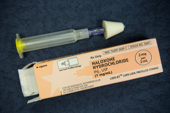 Pennsylvania offers free naloxone on Dec. 13 to help stop opioid overdoses