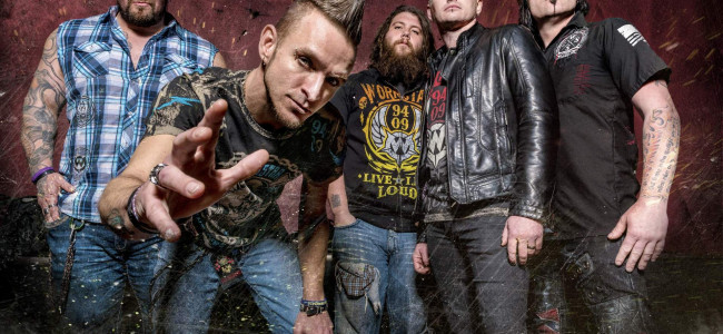 Saving Abel and Tantric rock Stage West in Scranton on March 7