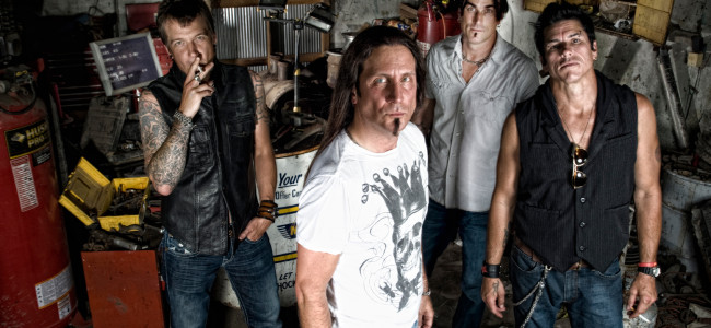 Southern hard rockers Jackyl return to Penn's Peak in Jim Thorpe on May 29