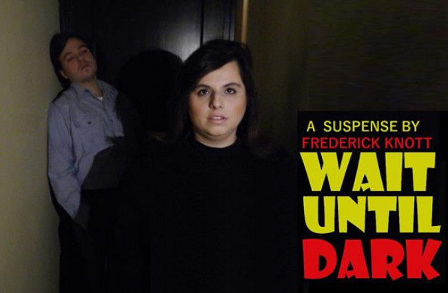 Actors Circle presents thriller 'Wait Until Dark' at Providence Playhouse in Scranton Jan. 31-Feb. 10