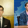 'SNL' comedians John Mulaney and Pete Davidson perform at Kirby Center in Wilkes-Barre on Jan. 20