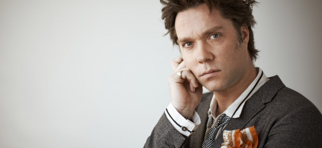 Singer/songwriter Rufus Wainwright performs at Wyoming Seminary in Kingston on Jan. 16