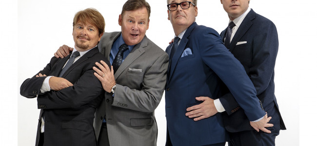 'Whose Line Is It Anyway?' cast improvises live at Sands Bethlehem Event Center on April 7