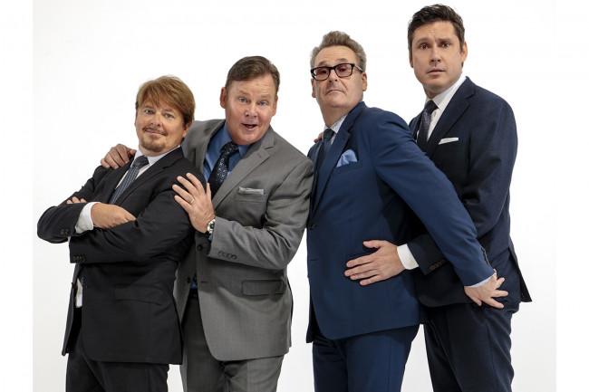 'Whose Line Is It Anyway?' cast improvises live at Sands Bethlehem Event Center on April 7