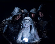 Dark concept band September Mourning mixes comic books with hard rock in Scranton visit on March 6