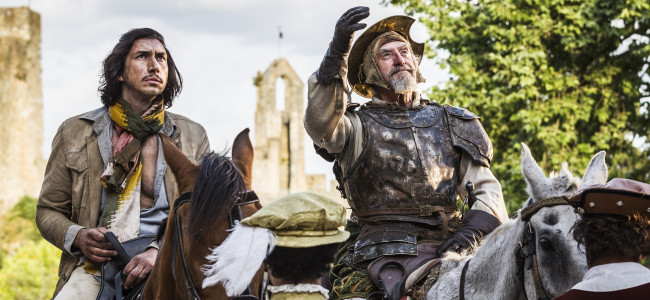 Terry Gilliam's long-awaited 'Don Quixote' film screens in NEPA theaters for one night only on April 10