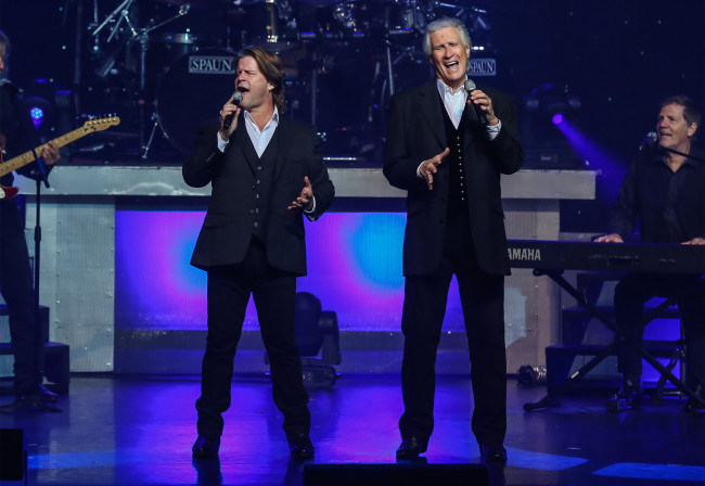 Reformed Righteous Brothers will sing at Kirby Center in Wilkes-Barre on Aug. 14