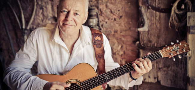 Iconic guitarist Tommy Emmanuel plays at F.M. Kirby Center in Wilkes-Barre on July 17