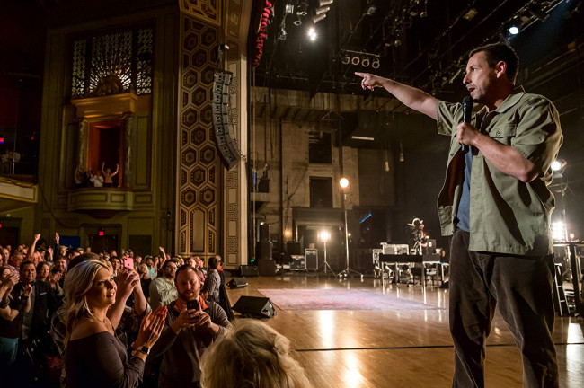 Adam Sandler takes '100% Fresher' comedy tour to Giant Center in Hershey on June 22