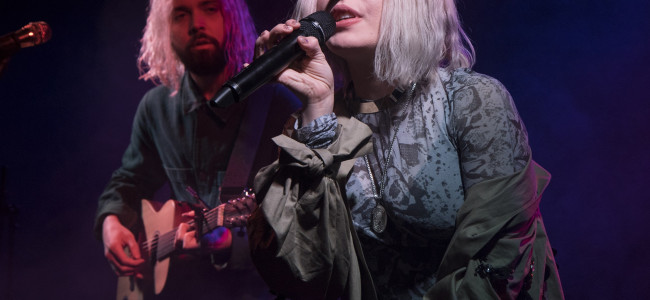 PHOTOS: Flora Cash, Kulick, and The Charming Beards at Stage West in Scranton, 03/08/19