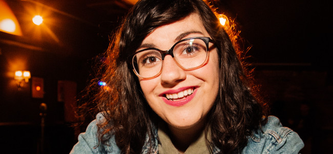 After 'Late Show' debut, NEPA comedian Samantha Ruddy performs at Scranton Cultural Center on March 23
