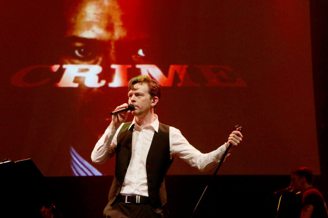 Live on Mars pays tribute to David Bowie at F M  Kirby Center in