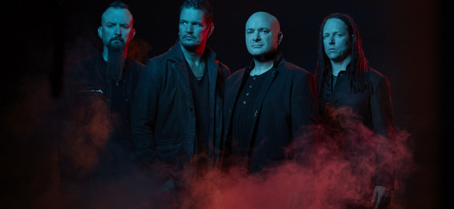 Metal bands Disturbed and In This Moment rock Mohegan Sun Arena in Wilkes-Barre on Oct. 5
