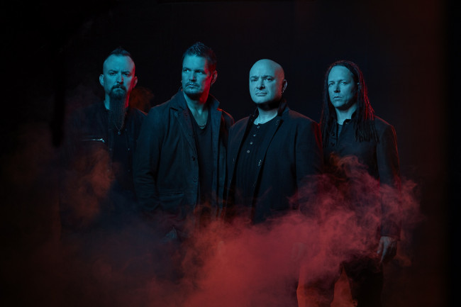 a1110b3e94f4a Metal bands Disturbed and In This Moment rock Mohegan Sun Arena in  Wilkes-Barre on Oct. 5
