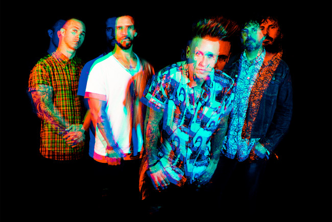 Multi-platinum rockers Papa Roach return to Sands Bethlehem Event Center with Asking Alexandria on Aug. 13