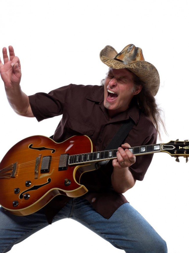 Controversial 'Motor City Madman' Ted Nugent is back at Penn's Peak in Jim Thorpe on Aug. 14