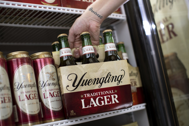 Yuengling is still No. 1 craft brewing company in U.S. and 6th overall brewery in nationwide sales