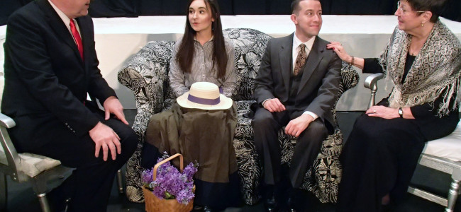 Actors Circle presents classic play 'Pygmalion' at Providence Playhouse in Scranton April 25-May 5