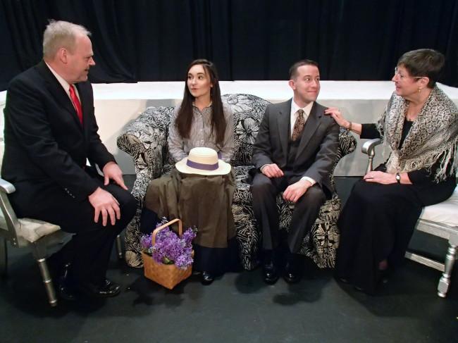 Actors Circle presents classic play 'Pygmalion' at Providence Playhouse in Scranton April 25-May 5