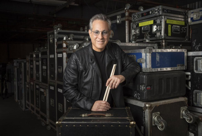 Bruce Springsteen drummer Max Weinberg plays interactive Jukebox set at Sherman Theater in Stroudsburg on Nov. 23