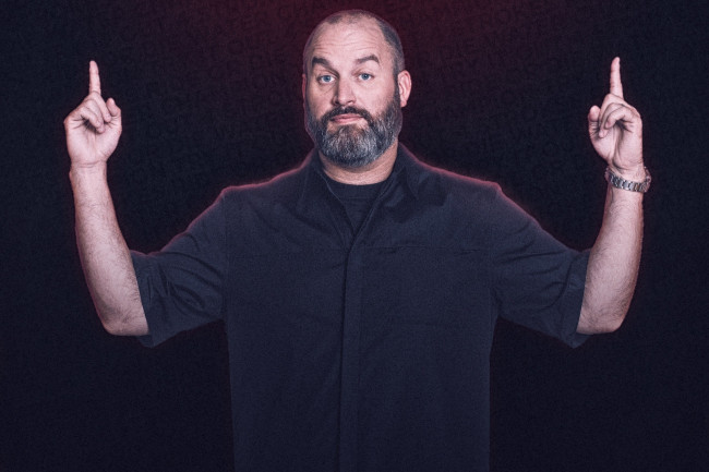 Comedian Tom Segura will 'Take It Down' to F.M. Kirby Center in Wilkes-Barre on Aug. 6
