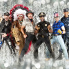 Kings of Disco, featuring former Village People members, perform at Scranton Cultural Center on June 21