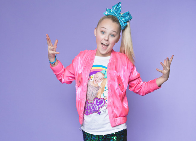 Nickelodeon pop star JoJo Siwa performs at Mohegan Sun Arena in Wilkes-Barre on Aug. 31