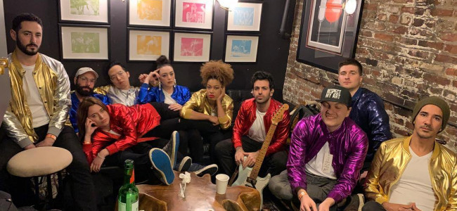 Viral video band Scary Pockets recreate hits with funky twist at Stage West in Scranton on April 10