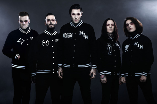 Scranton metal band Motionless In White hosts new album listening party at Kirby Center in Wilkes-Barre on June 6