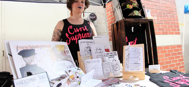Weird & Wired Punk Bazaar and Zine Expo showcases DIY culture in Scranton on June 8