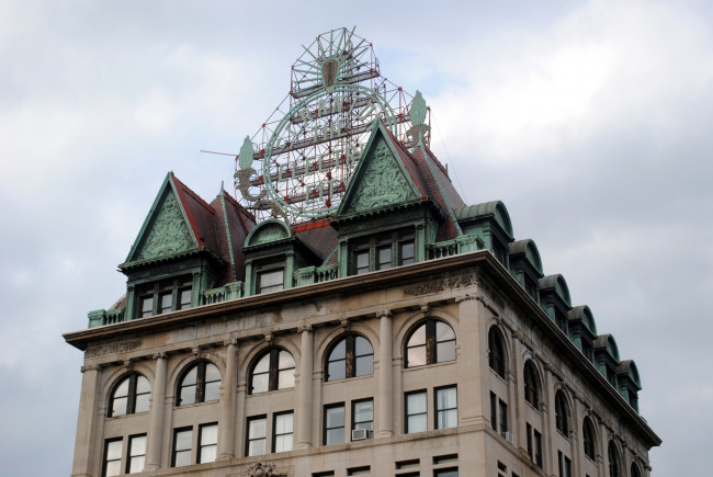 Look up and learn Scranton history with free guided walking tours downtown June 8-Sept. 21