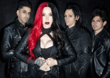 Before Godsmack tour, metal band New Years Day plays at Stage West in Scranton on July 7