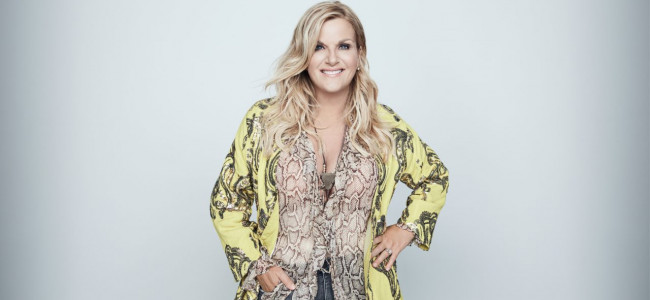 Country star Trisha Yearwood sings at F.M. Kirby Center in Wilkes-Barre on Nov. 23