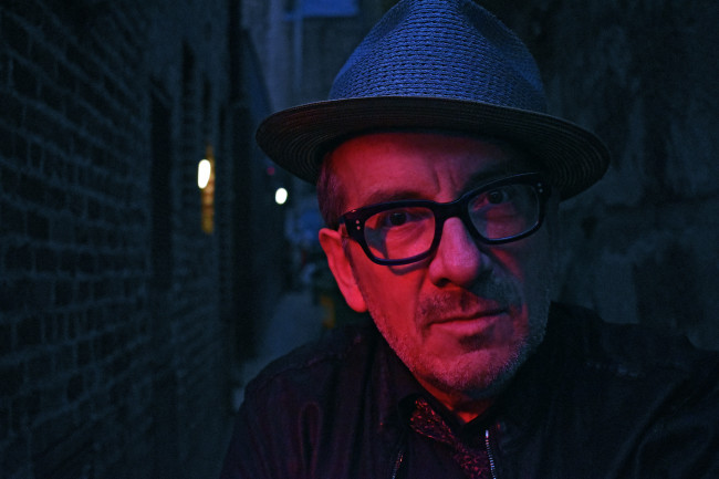 'Just Trust' that Elvis Costello & The Imposters will perform at Hershey Theatre on Oct. 24