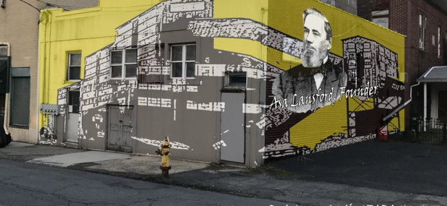 Lansford begins crowdfunding campaign to fund new mural by Scranton artists