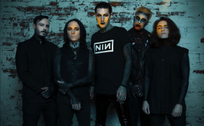 Scranton metal band Motionless In White hits Top 5 on Billboard Album and Hard Rock charts with 'Disguise'