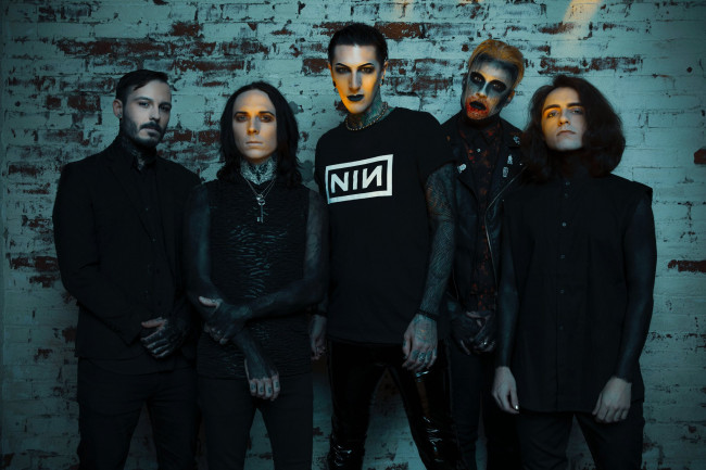 Following sold-out listening party, Motionless In White adds Gallery of Sound meet and greet in Wilkes-Barre on June 7