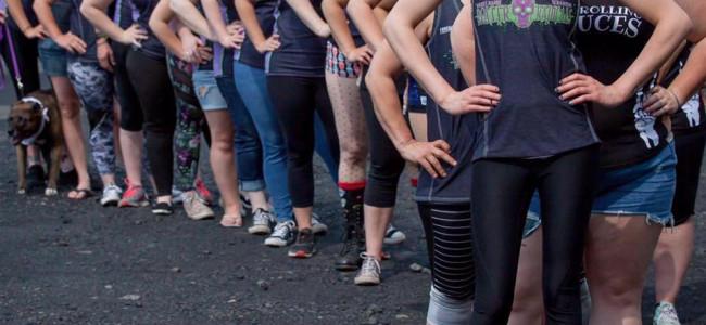 Wilkes-Barre/Scranton Roller Derby team travels to Ireland to take on Dublin Roller Derby