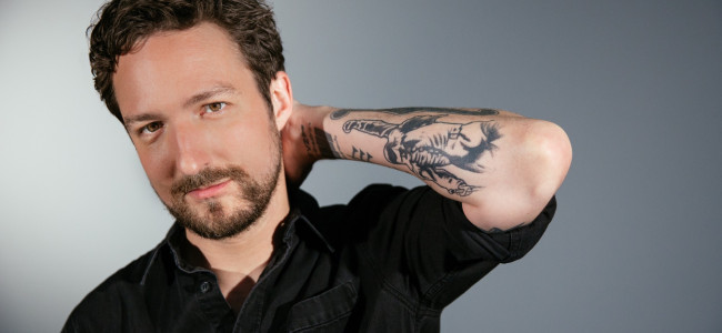 Folk punk singer/songwriter Frank Turner performs at Kirby Center in Wilkes-Barre on Oct. 12