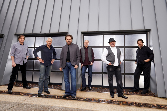 Grammy-winning country band Diamond Rio plays hits and holiday songs