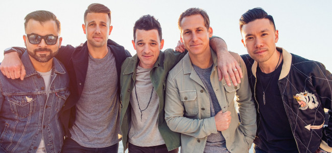 Jam pop rockers O.A.R. perform at Wind Creek Event Center in Bethlehem on Dec. 12