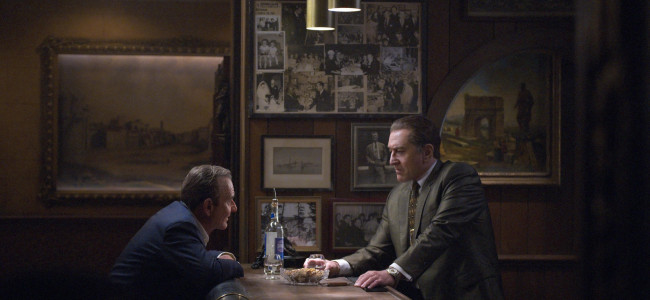MOVIE REVIEW: 'The Irishman' paints Scorsese mob film legacy with mature brush